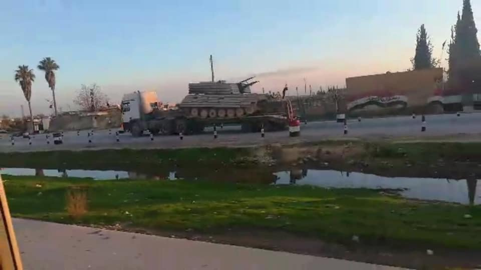 Syrian Army Sends Reinforcements To Manbij Amid Speculations That Turkish-backed Militants Still May Attack Town (Photos)