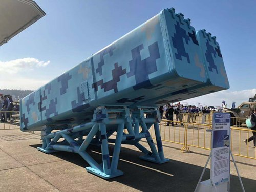 China Offers Supersonic Anti-Ship Ballistic Missiles To International Market
