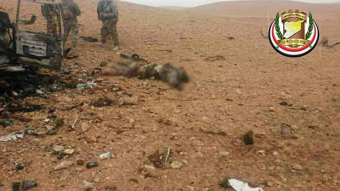 Russian Special Forces And Syrian Troops Ambush ISIS Unit In Homs Province (Photos)