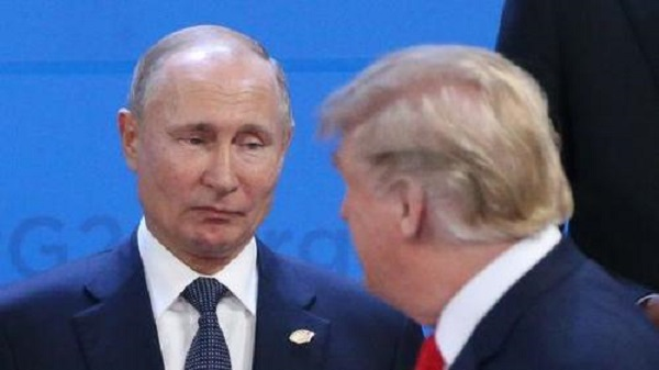 """One Snub Too Many: Kremlin Sours On Trump As """"Patience Coming To An End"""""""