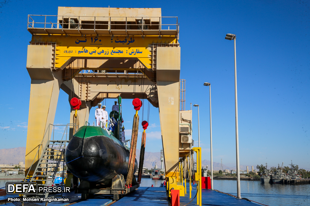 Iranian, Russian Naval Developments November 27 - December 1, 2018