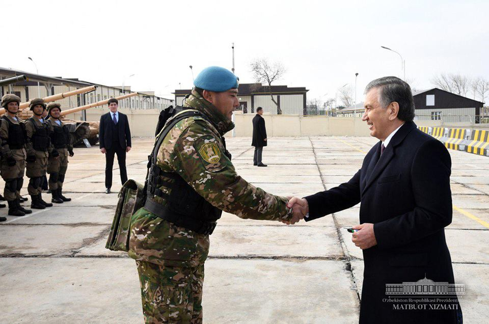 Uzbekistan Holds Biggest In History Military Drills As New Military Doctrine Is About To Enter Into Force (Photos, Videos)