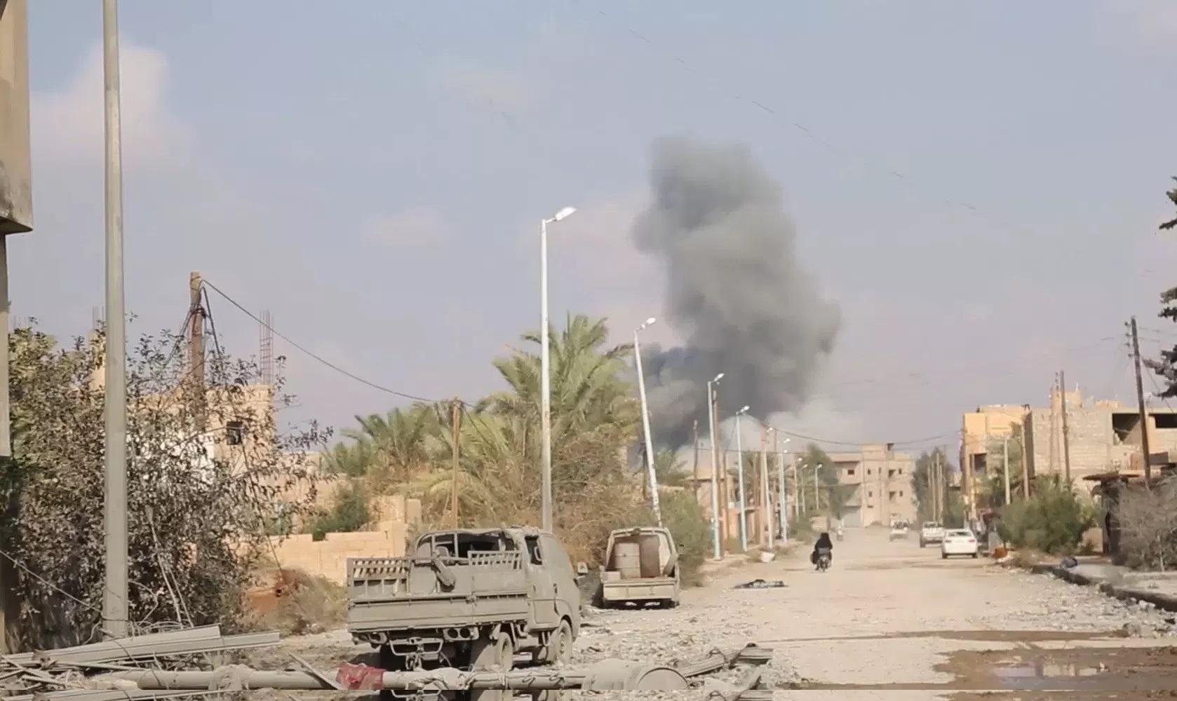 US-led Coalition Destroys Hajin's Hospital Amid SDF Advance