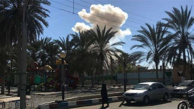 Terrorist Attack On Police HQ In Southeastern Iran