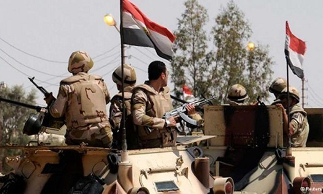 Egyptian Military Reveals Details And Numbers Of Its Anti-Terrorist Operation In North Sinai