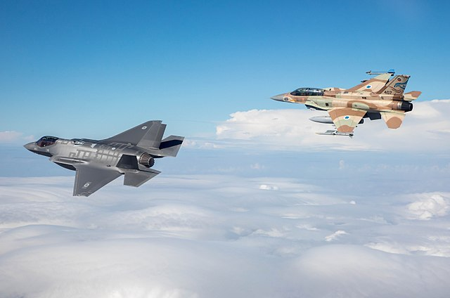 Preparing For Strikes? Israeli Warplanes, Drones Flew Near Syrian Border