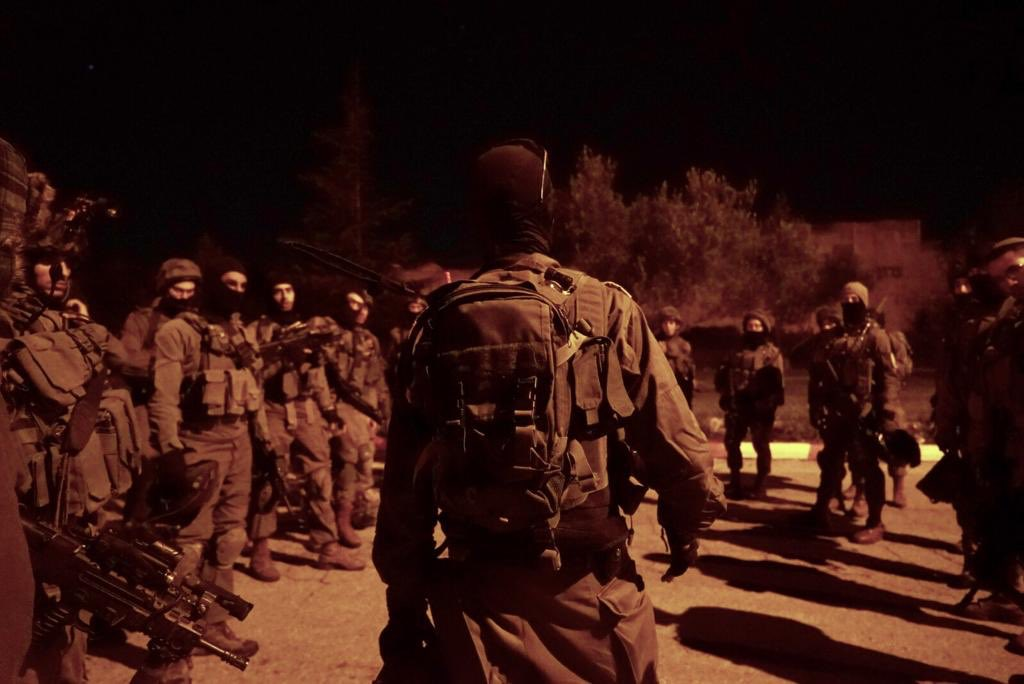 Israeli Millitary Cracks Down On Hamas Members In Western Bank Following Deadly Attack