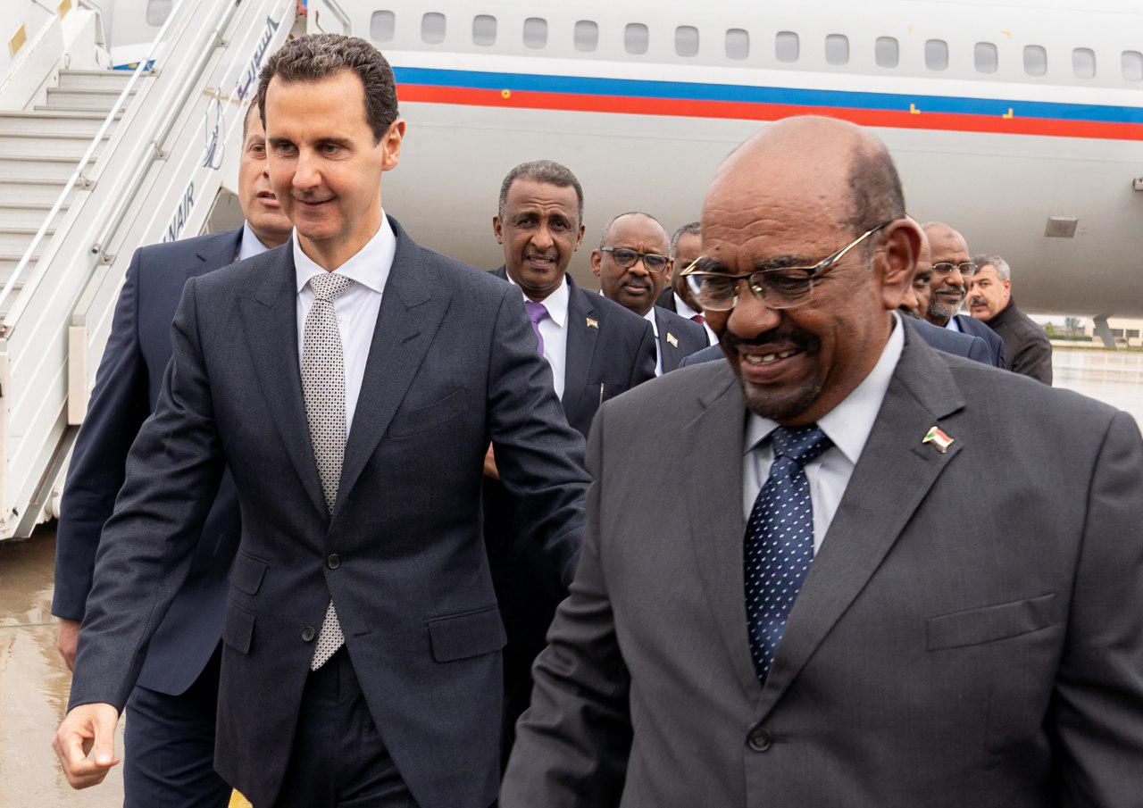 Sudanese President Becomes First Arab Leader To Break Diplomatic Blockade On Syria, Meet With Assad