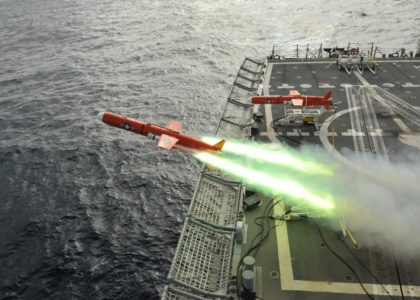 The U.S. Navy Wants Swarm Weapons That Can Do Something Amazing