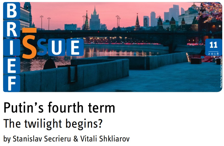 EU Think Tank Claims Russia Orchestrates Crises Near Borders To Secure Internal Stability