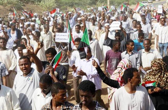 Wide-Scale Protests In Sudan: At Least 8 Killed In Clashes