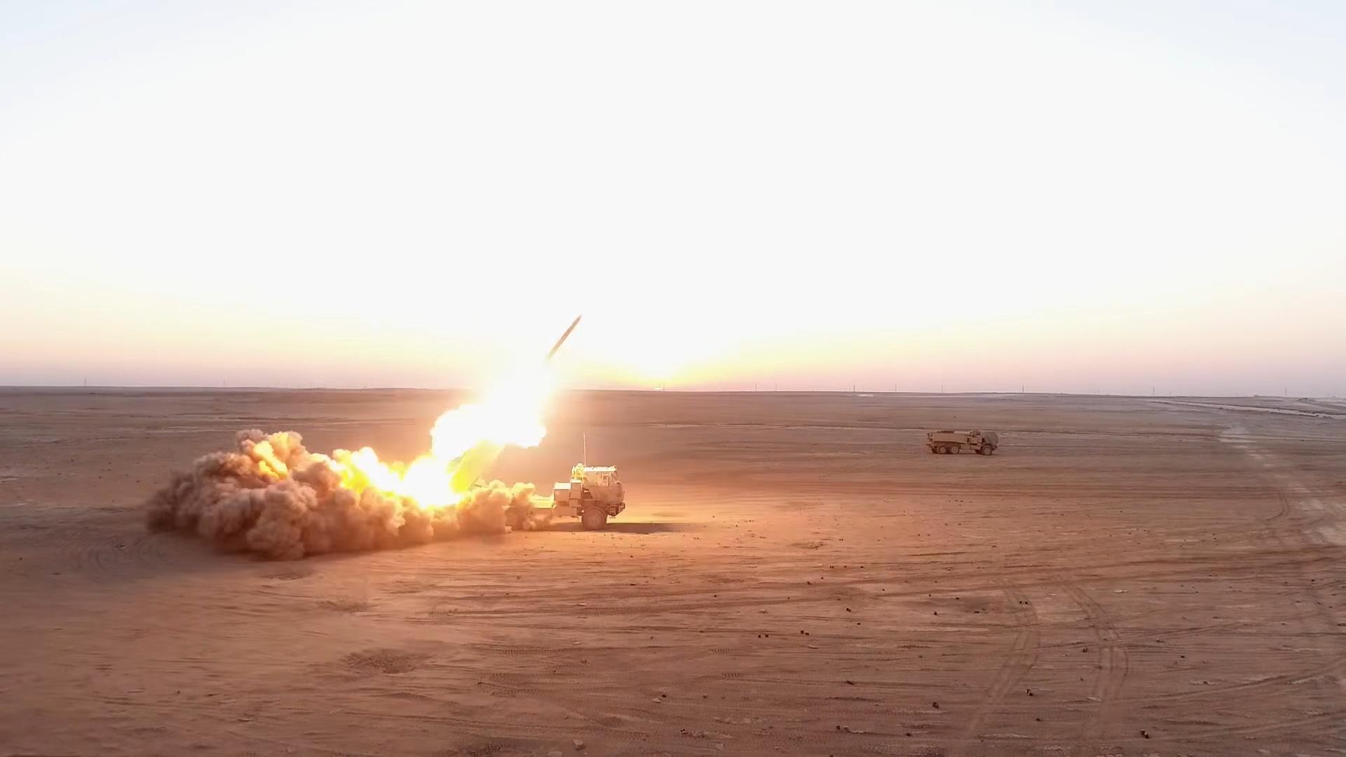 U.S. Forces In Al-Tanaf Strike Syrian Army Positions