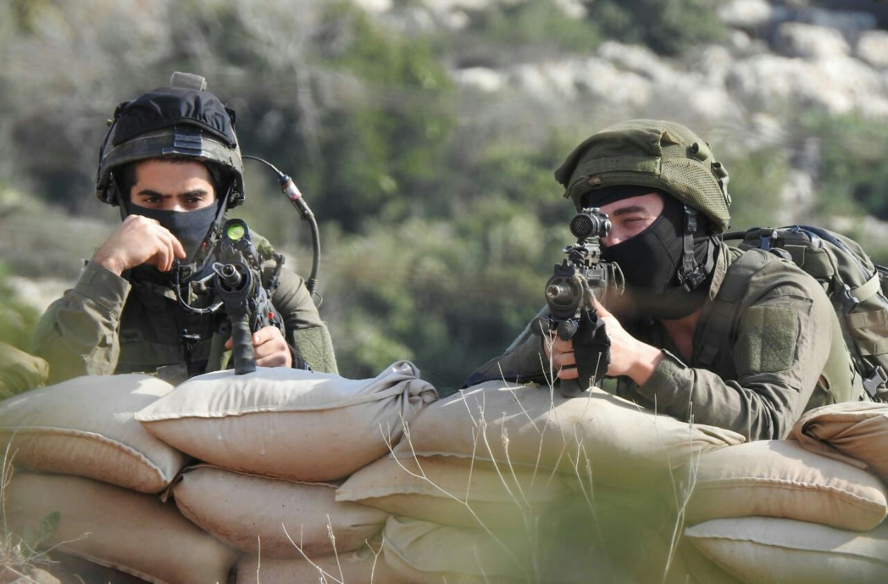 Israeli Army Advances Near Separation Line With Lebanon And Fires More Warning Shots