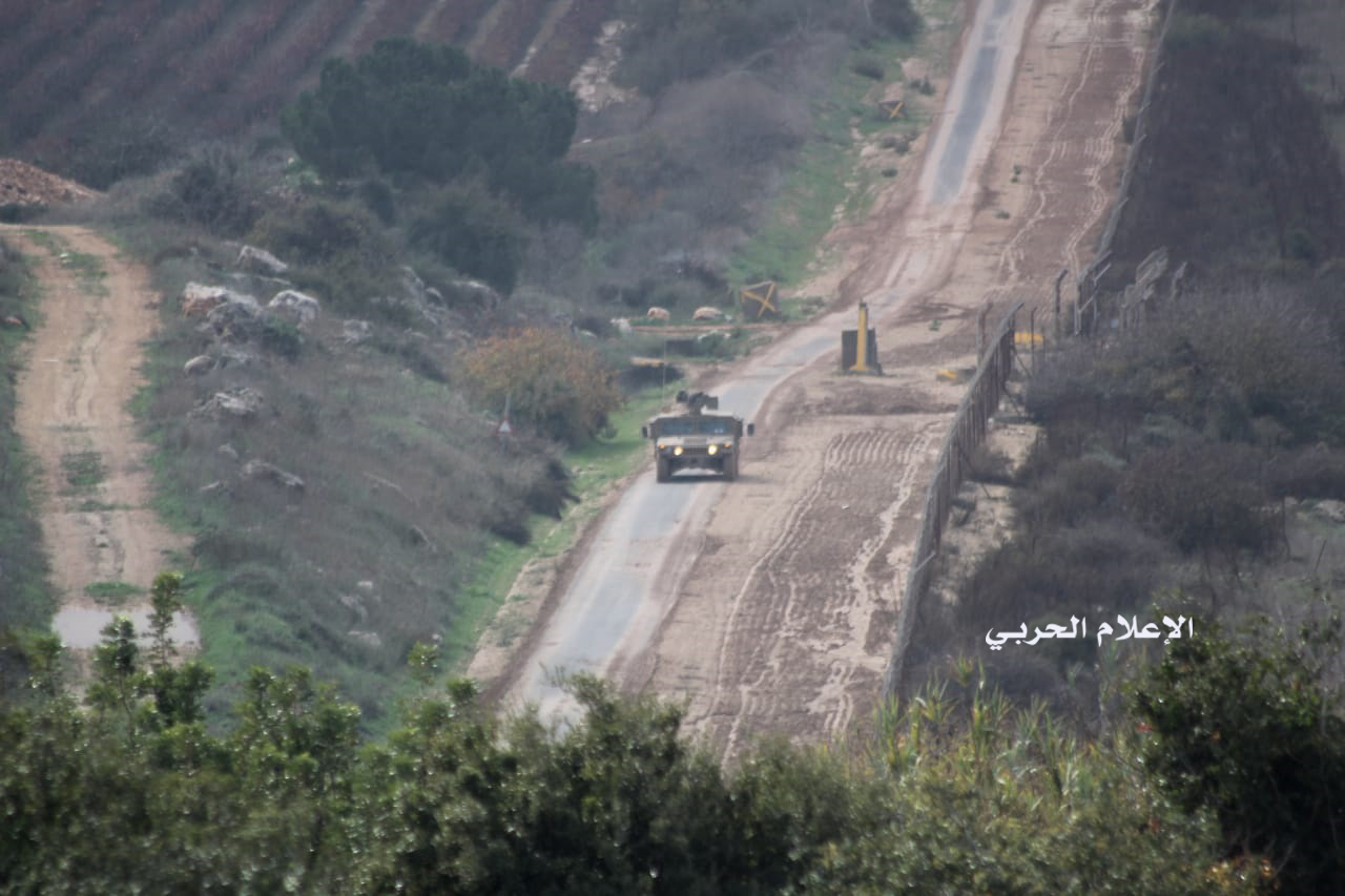Photos, Video: Israel Removes Sensors Recently Planted On Border With Lebanon