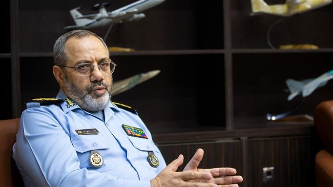 Iran Seeks To Increase Missile, Ammunition Range: Air Force Commander