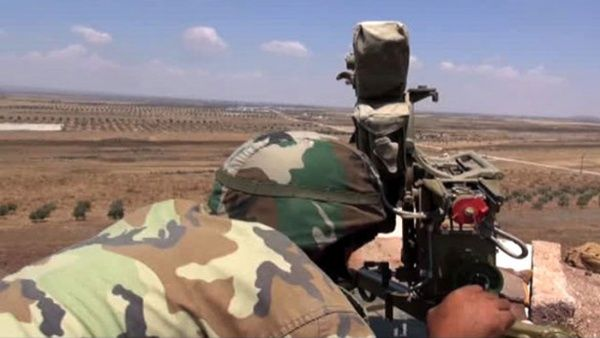 Syrian Army Foils 2 Militant Attacks In Northern Hama