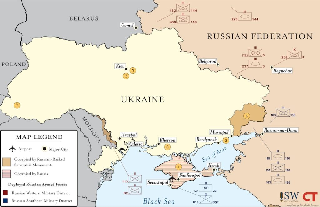 """Another US Think Tank """"Reveals"""" That Russia Is Entirely To Blame For Situation in Ukraine"""