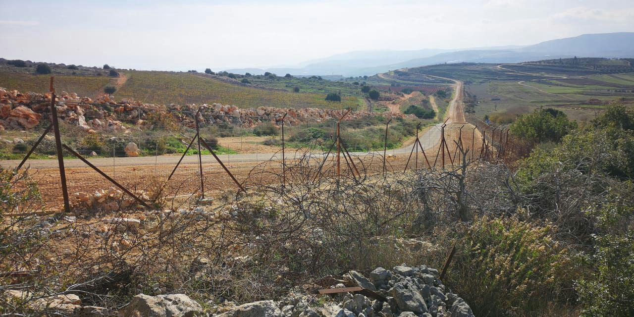 Hezbollah Releases Photos Of Israeli Soldiers Scanning Broder With Lebanon For Tunnels
