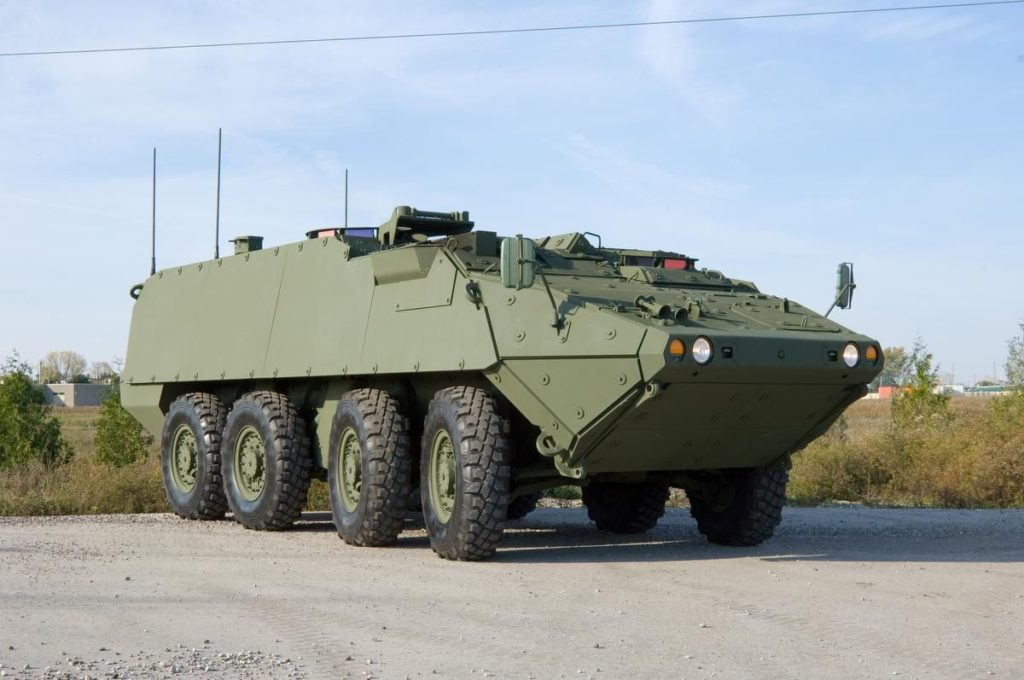 US Arms Producer Warns Canada Against Terminating Armored Vehicle Contract With Saudi Arabia