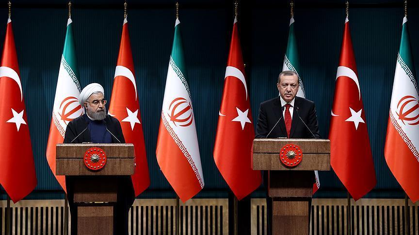 Turkey And Iran Work To Boost Cooperation Amid US Withdrawal From Syria
