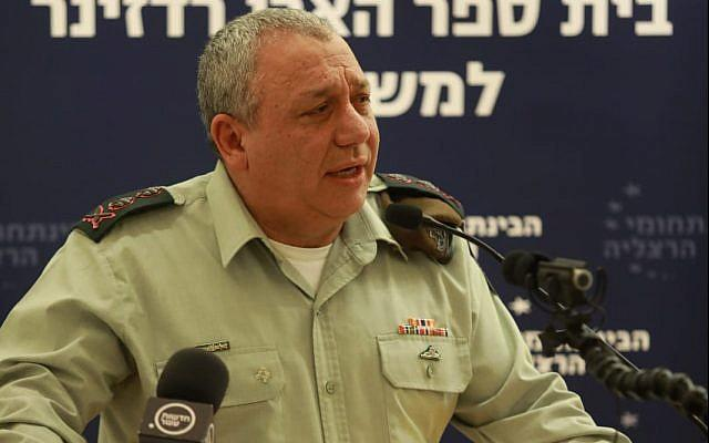 "Israel's Top Commander Finally Spills Secrets Of ""Invisible War"" In Syria"
