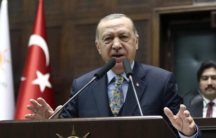 Erdogan Confirms Turkey Plans To Create Security Zone In Syria
