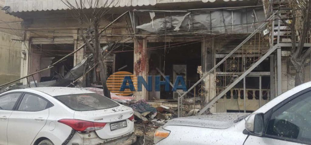 Explosion Occurs In Syria's Manbij. Casualties Among US Servicemen Reported