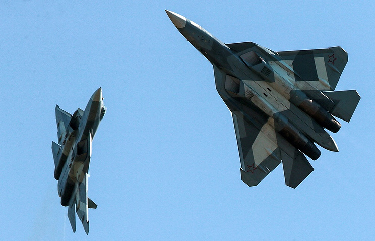 Russian Military To Sign Contract For 13 Su-57 Fifth-Generation Fighter Jets In 2020