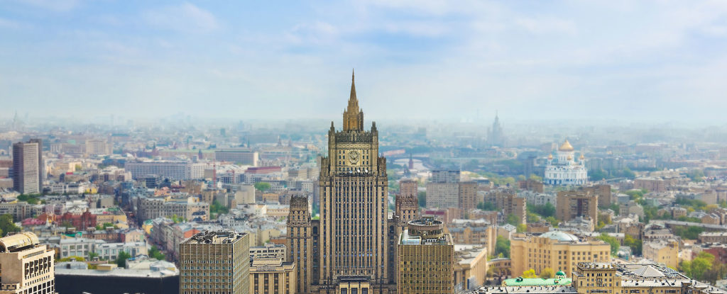 New 'Innovation' In Diplomatic Dialogue Between Western States And Russia