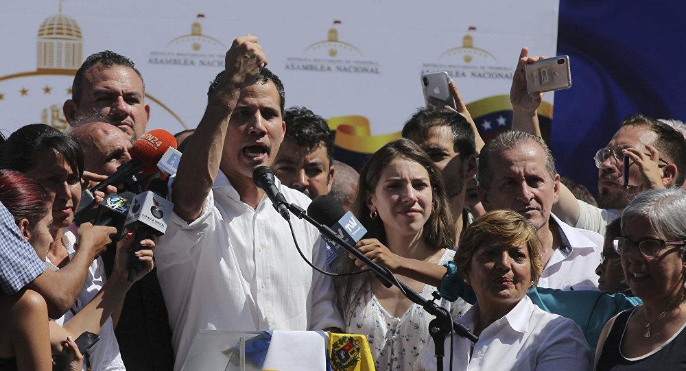 Venezuela Broke Diplomatic Ties With U.S. After Trump Recognised Opp Leader As Acting President