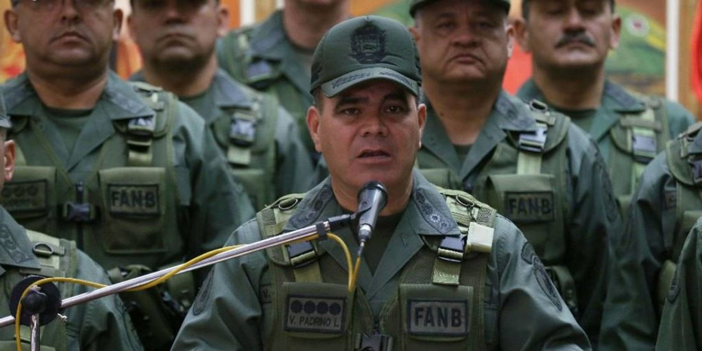 Venezuelan Military Rejects US-Appointed Leader Of Country, Vows To Defend National Sovereignty