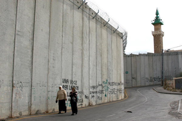 A Tale of Two Walls