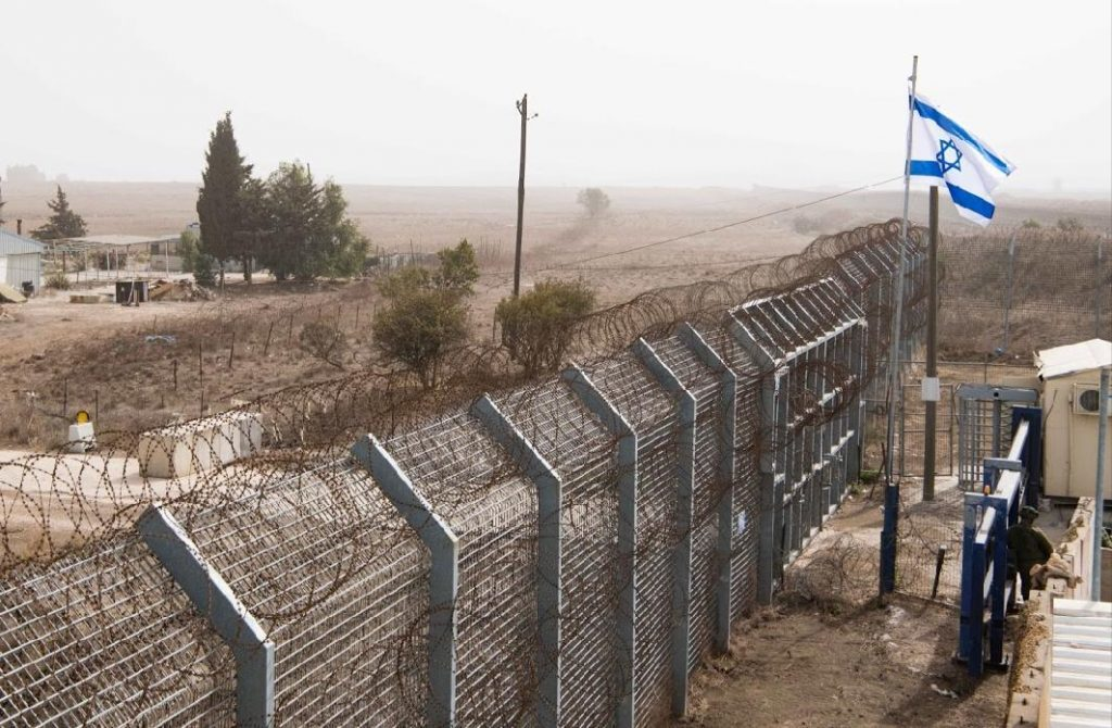 Firefight Breaks Out Between Israeli And Syrian Forces In Golan Heights