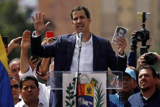 Regime Change and Speakers of the Legislature: Nancy Pelosi vs. Juan Guaido, Self-Proclaimed President of Venezuela