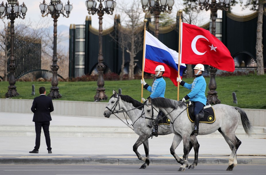 US May Be Plotting To Sow Discord Between Russia And Turkey In Syria: Russian Top Diplomat
