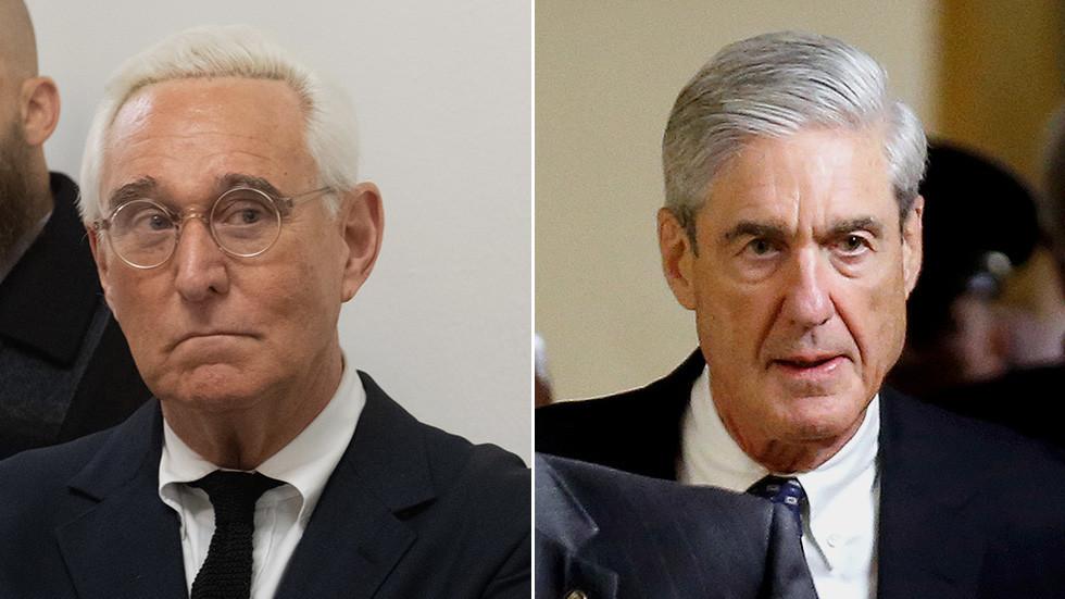 Mueller probe: Fully armed FBI agents arrest Trump's ex-adviser Roger Stone in pre-dawn raid