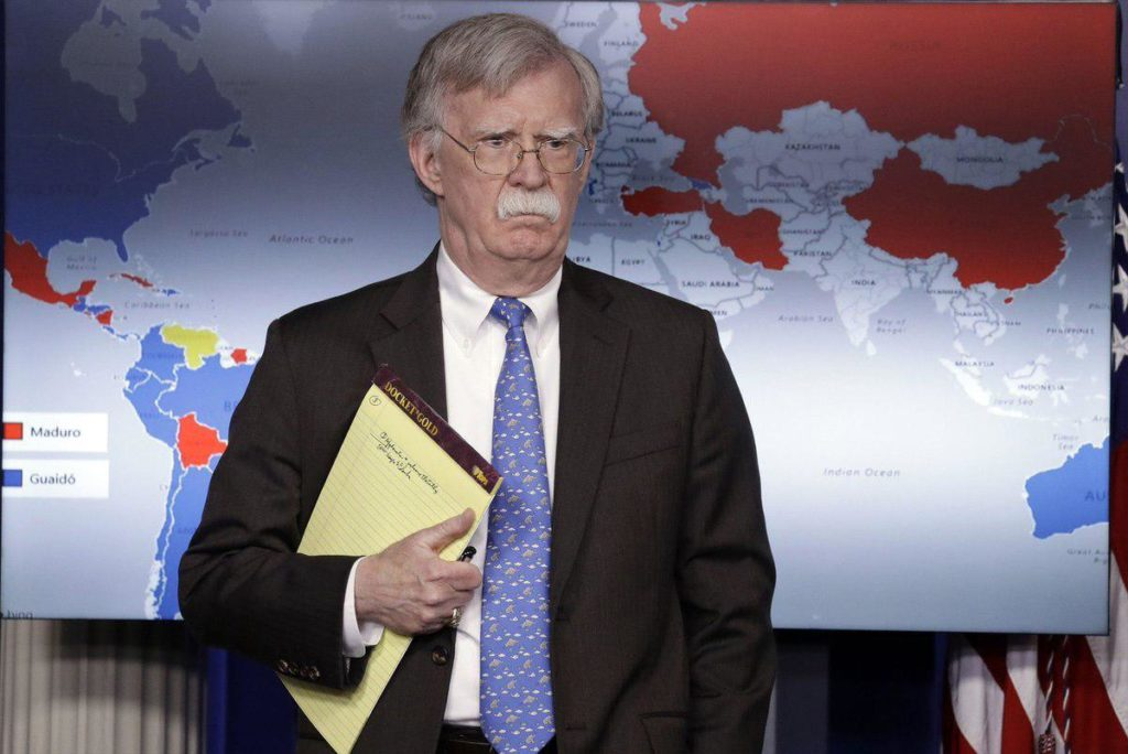 Bolton's Mysterious '5,000 Troops to Colombia': Preparations For US Invasion In Venezuela?