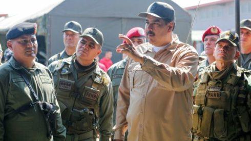 Russia Vows To Support Legitimate Government Of Venezuela