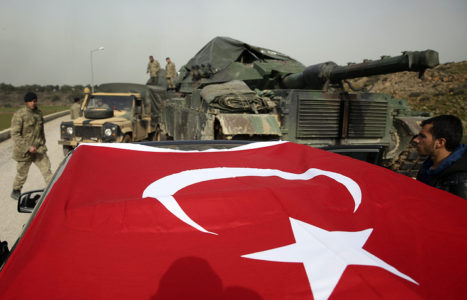 Turkish Defense Minister Says His Country Is Poised To Conduct New Operation In Syria