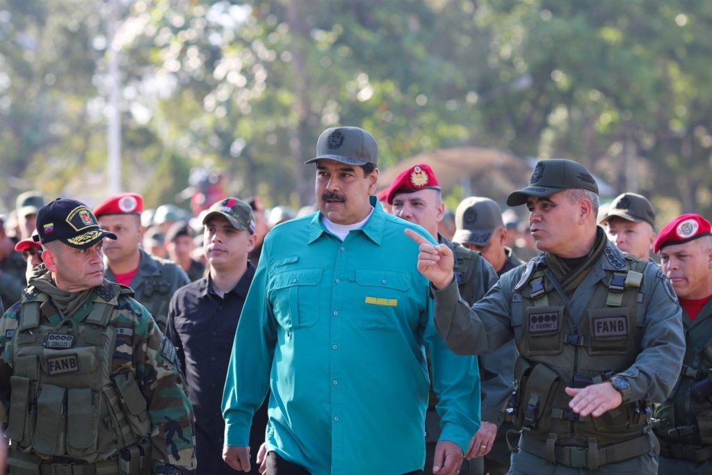 Maduro Announces 50,000-strong Paramilitary Force To Protect Nation, Says Trump Wants Him Dead