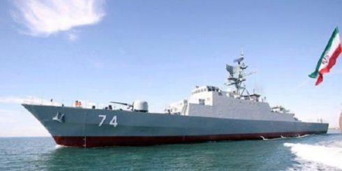 Iran To Sail Warships Into The Atlantic, Pushing Near US Waters