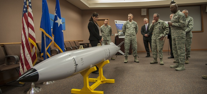 Democrats Introduce Bill To Prohibit U.S. To Conduct Pre-Emptive Nuclear Strike