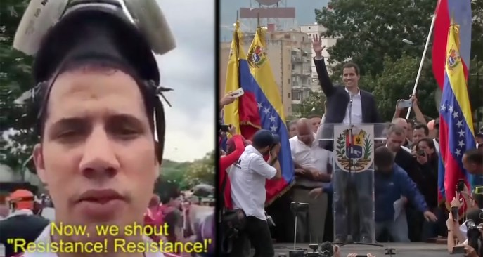 The Making of Juan Guaidó: How the US Regime Change Laboratory Created Venezuela's Coup Leader