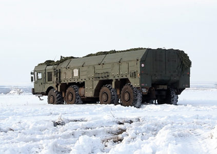 Missile Units Of Russian Ground Forces To Be Rearmed With Iskander-M Systems In 2019