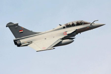 Egyptian Air Force Uses Israeli Airspace During Strikes On ISIS In North Sinai: Preisdent