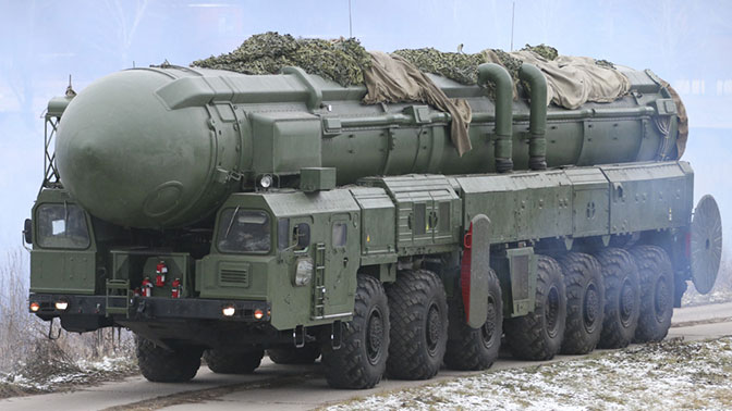 Russia's Strategic Missile Forces To Increase Intensity And Number Of Drills In 2019