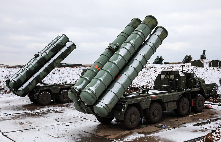 Russia To Implement S-400 Contract With India, Senior Diplomat Says