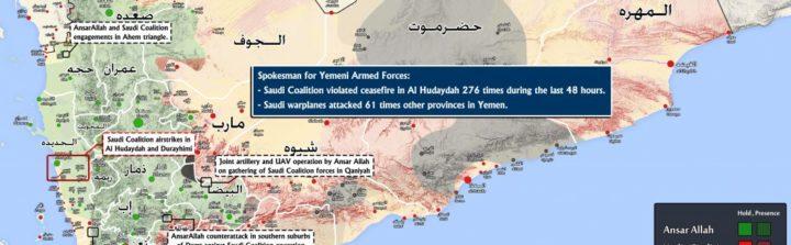 live map yemen