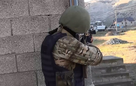 Security Forces Eliminated ISIS Recruiter In Russia's Dagestan