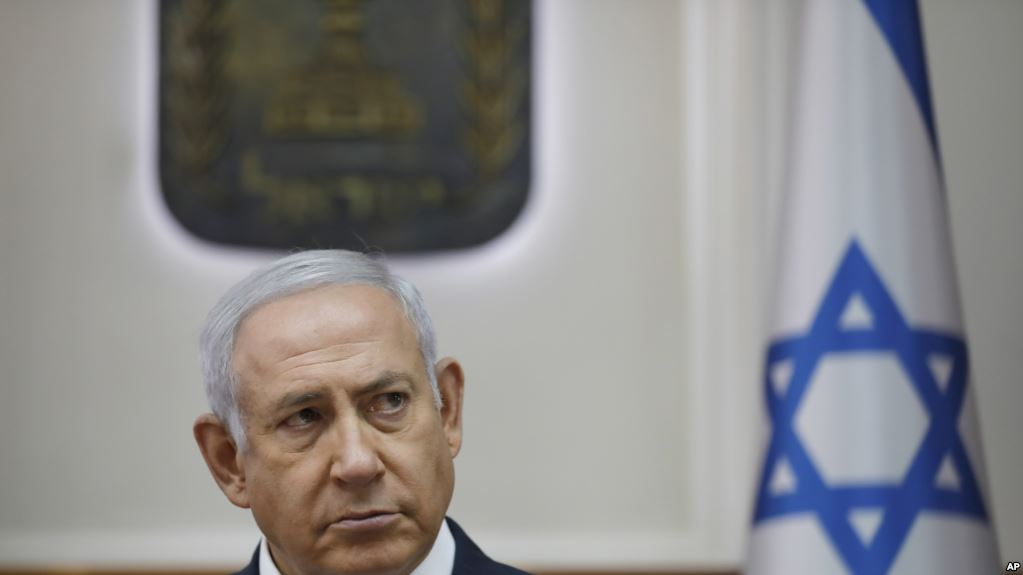 Netanyahu Confirms Israeli Airstrikes On Syria's Damascus International Airport